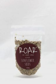 ROAR org activated sunflower seeds 125g front.jpg