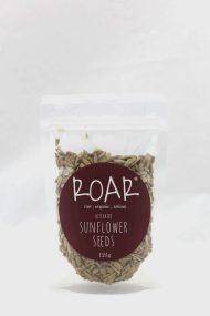 ROAR org activated sunflower seeds 125g front.jpg