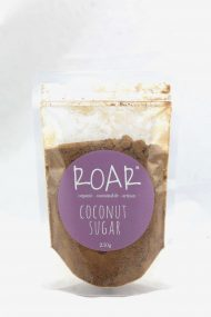 ROAR org coconut sugar 250g front.jpg