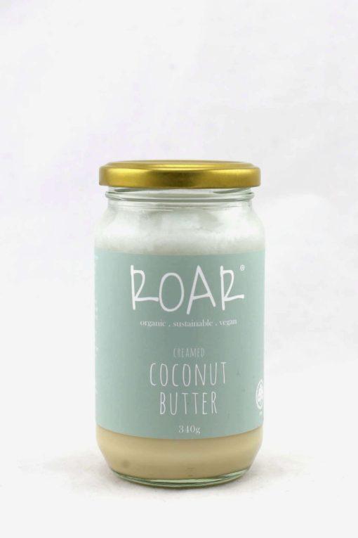 ROAR org creamed coconut butter 340g front.JPG