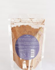 cacao powder 200g back