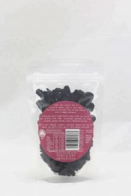 ROAR org sour cherries 150g back