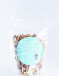 activated nut mix 200g back