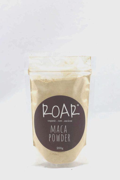 ROAR org raw maca powder 200g front.jpg