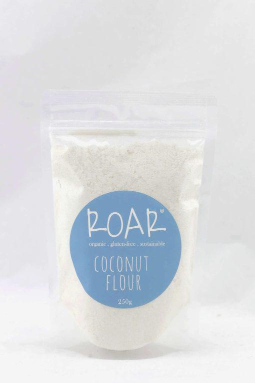 ROAR org coconut flour 250g front.JPG