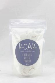 ROAR org coconut milk powder 250g front1.JPG
