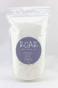 ROAR org coconut milk powder 500g front1.JPG
